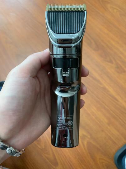 康夫(CONFU)理发器 剃头电推子耐用 专业低噪音成人儿童电推剪KF-T69 晒单图