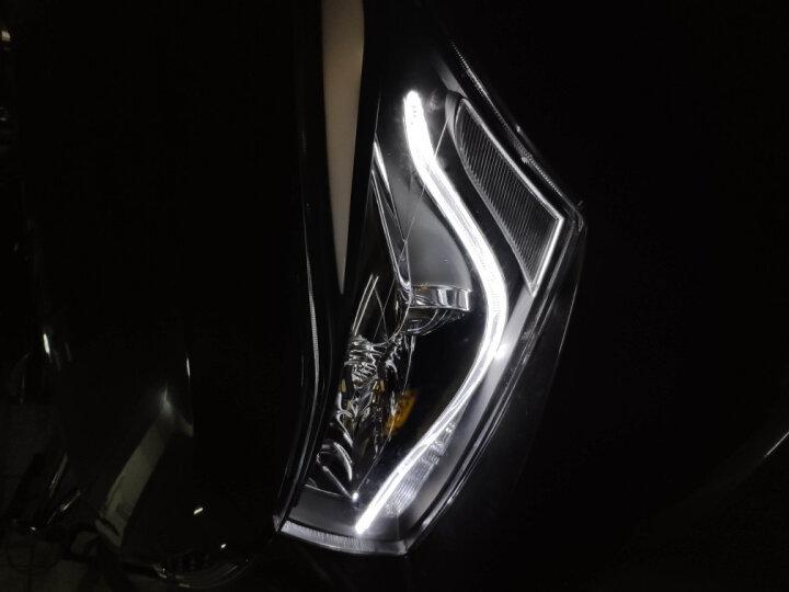 科鲁兹大灯总成 高亮改装专用透镜 09-13-14老款 LED恶魔泪眼日行灯15款经典克鲁兹氙气前灯 09-14小亮Q5版卤素远光氙气总成1个 晒单图