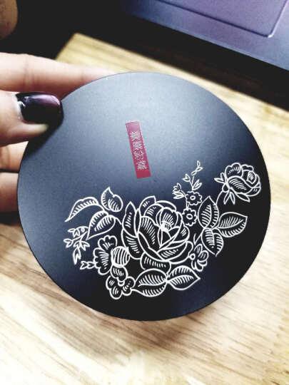 美康粉黛 玫瑰植物散粉12g (持久控油 定妆 粉蜜 白皙 遮瑕 不卸妆) 晒单图