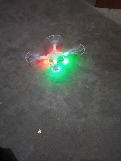 SYMA司马 遥控飞机无人机航拍大型耐摔四轴飞行器航模玩具男孩 无航拍X5U双电版(定高) 晒单图
