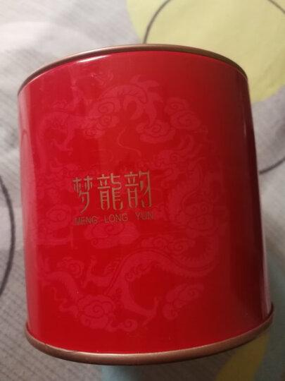 梦龙韵红茶 坦洋工夫茶叶 新茶 罐装散装 地标茗茶 1罐50g 晒单图
