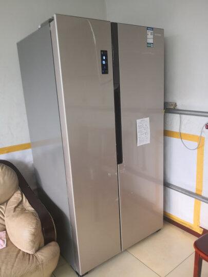 容声(Ronshen) 636升 对开门冰箱 变频一级能效 智能 风冷无霜 大容量双开门电冰箱BCD-636WD11HPA 晒单图
