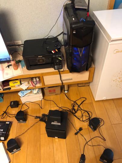 创新科技(Creative) USB 音乐游戏发烧声卡 (游戏音乐玩家的好伙伴/Sound Blaster X-Fi Surround 5.1 Pro ) 晒单图