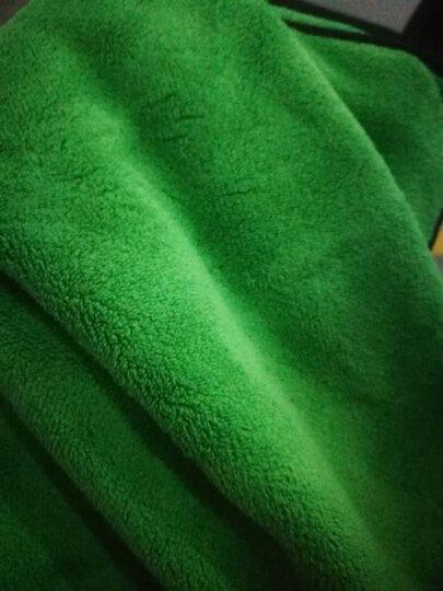 绿之源  汽车用品洗车毛巾洗车毛巾擦车布擦车巾   洗车纤维毛巾(单条装)*1 晒单图