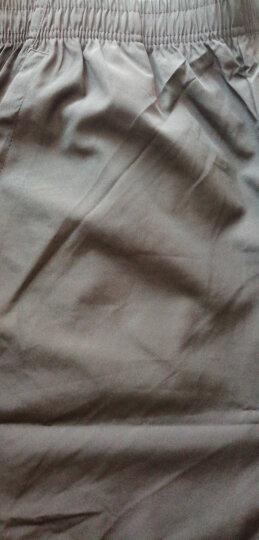 安踏短裤男夏季梭织2020新款运动裤速干冰丝男裤休闲卫裤黑色五分裤男士跑步健身裤训练网球裤官方旗舰网 基础黑95727301-1 L(男适合175) 晒单图