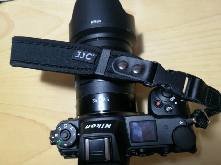 JJC 相机手腕带 索尼A7R3/2 A7M3/2 A6400 A6500 A6300 A6000微单佳能单反750D 800D尼康D5600 D7500 手提带 晒单图