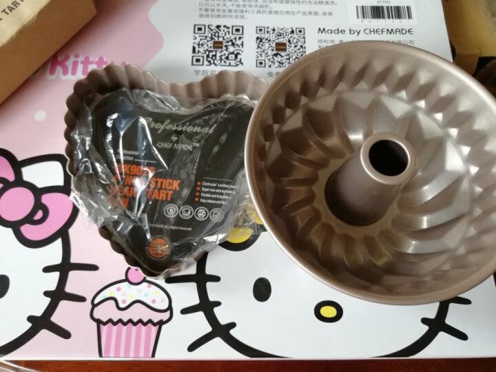 学厨 CHEF MADE 棒棒糖蛋糕模圆形DIY巧克力圆模套装(赠纸棒/48根)WK9213 晒单图