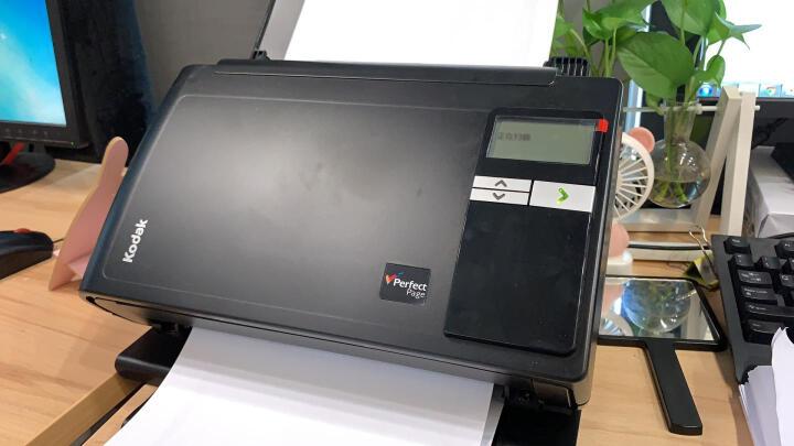 柯达(Kodak) i2600 扫描仪A4高速双面自动馈纸式扫描50页/100面 晒单图