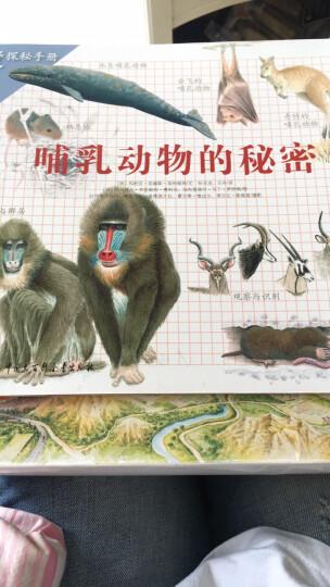 中国大百科自然科学观察丛书·野外探秘手册(套装共12册) 晒单图