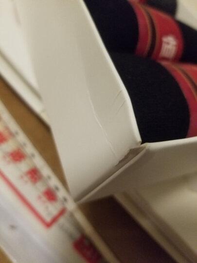 恒源祥 A1157871 棉质透气短袜女士船袜子春夏薄款浅口隐形袜 低帮袜糖果色女袜混色6双礼盒装均码 晒单图