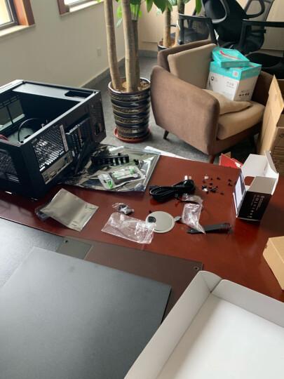 航嘉(Huntkey)白牌600W JUMPER600电脑电源(80PLUS白牌/单路45A/主动PFC/双管正激/全电压/背部走线) 晒单图