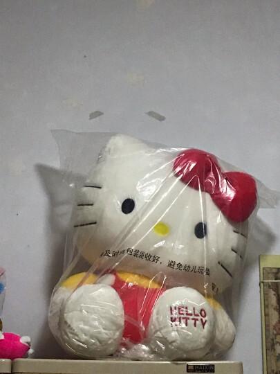Hello Kitty凯蒂猫 毛绒玩具KT公仔玩偶抱枕靠垫 情人节生日礼物布娃娃 15