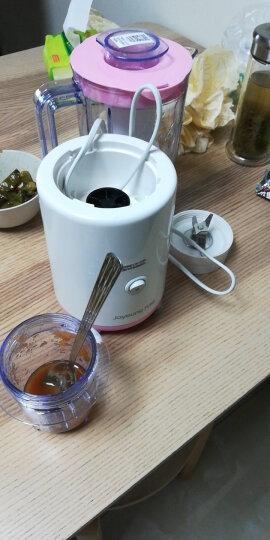 九阳(Joyoung)料理机家用 电动多功能双杯榨汁机 研磨 榨汁杯 婴儿辅食 搅拌机 果汁机 JYL-C50T 晒单图