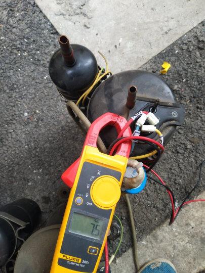 福禄克(FLUKE)302+钳形万用表 多用表数字交流钳形表 交流电流钳表 高精度 仪器仪表 晒单图