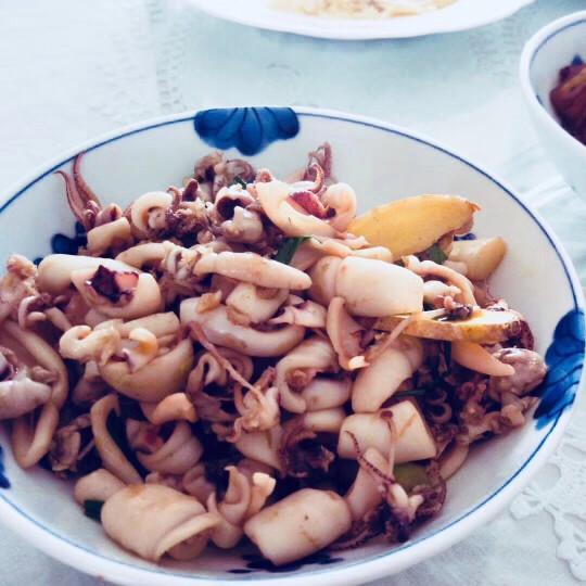 海鲜颂 东山岛 冷冻八爪鱼 小章鱼海鲜 袋装  烧烤火锅食材 500g/(6-10只) 晒单图