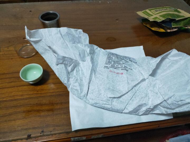 十月茶社 普洱茶熟茶 饼茶 茶叶云南 香醇金芽357克 七子茶饼黑茶熟普茶砖 晒单图
