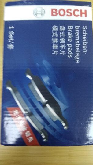 博世(BOSCH)刹车片后片 奇瑞A5/E5/丰田佳美 厂商直送 0986AB1716 晒单图