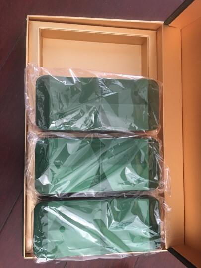华祥苑茶叶 特级安溪铁观音红茶岩茶大红袍肉桂水仙 礼盒装 白茶 55g 晒单图