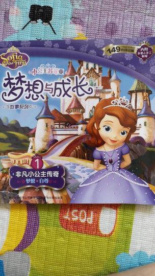 女孩最爱的小公主苏菲亚贴纸全收藏(套装共2册) 晒单图