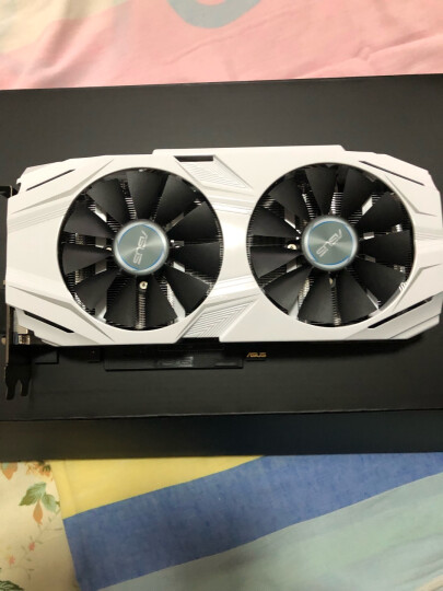 华硕(ASUS)DUAL-GeForce GTX1060-O6G 1569-1809MHz  GDDR5 雪豹系列gtx1060 6g显卡 晒单图
