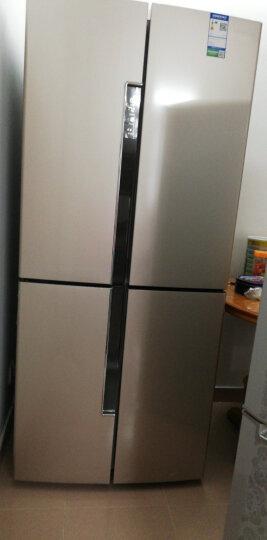 容声(Ronshen) 456升 十字对开多门电冰箱 一级双变频 杀菌养鲜 独立宽温 干湿分储 BCD-456WD11FP 晒单图