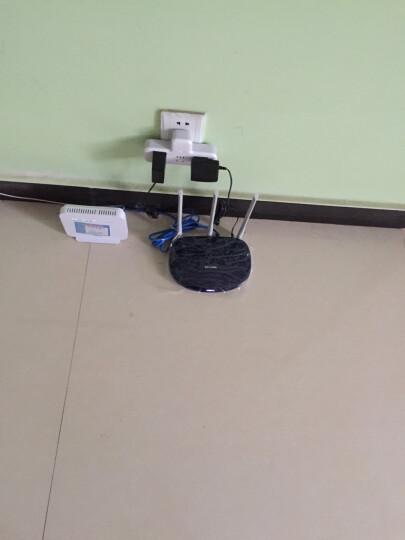TP-LINK 家用无线路由器 智能宽带WIFI穿墙王 TL-WR886N 千兆口墨蓝色 晒单图