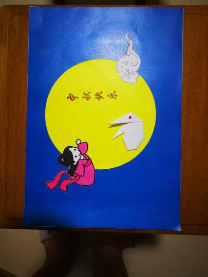 晨光水溶性炫彩棒12/24/36色旋转彩绘棒幼儿园儿童美术小狐希里蜡笔彩笔可水洗油画棒盒装绘画笔 24色送笔刷黄盒款 晒单图