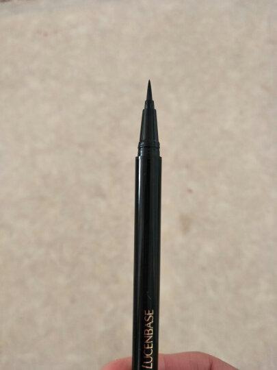 透真立体美眸眼线笔0.6g(防水不晕染眼线笔 大眼定妆持久不易脱色眼线液笔) 晒单图