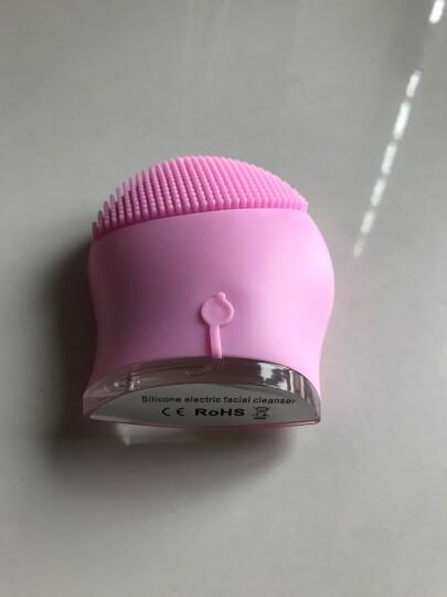 迪斯(Desleep)【一年免费换新】声波洁面仪硅胶电动按摩洗脸仪DE-D01 新品上市 晒单图