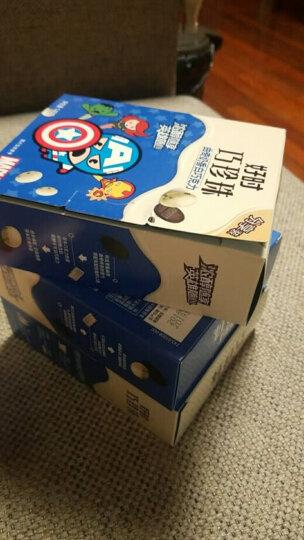 好时巧克力 巧珍珠曲奇奶香白巧克力盒装 漫威复仇者联盟-美国队长限量款 休闲零食糖果巧克力 140g 晒单图