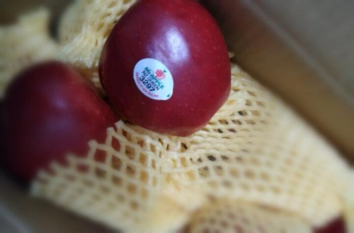 新西兰进口ROCKIT乐淇苹果5粒/筒 2筒礼盒装 新鲜苹果水果 晒单图