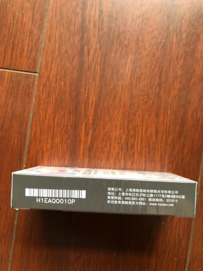 海俪恩原装进口美瞳彩色隐形眼镜桃花秀季抛2片装 幻漾灰 0度 晒单图