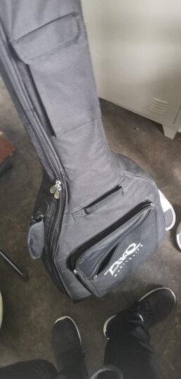 Fender  芬达   电箱民谣吉他连接线电吉他线贝司音频线 6米红色 晒单图
