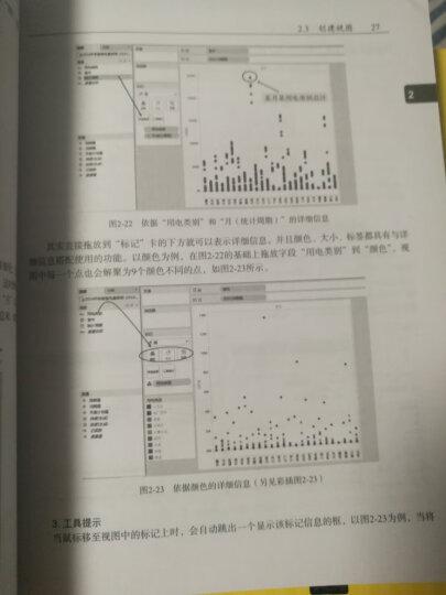 人人都是数据分析师 Tableau应用实战 晒单图