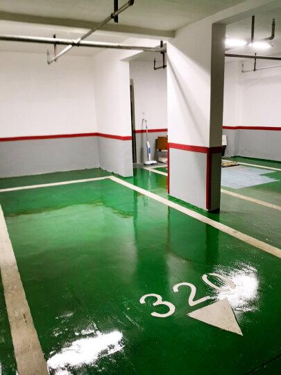 鑫乐天 地坪漆 环氧树脂耐磨水泥地直涂车库家用地板漆 彩色地面漆5公斤套装 飞机灰 晒单图