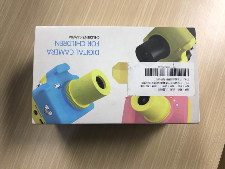 摄徒M8儿童数码照相机 微型运动摄像机 复古单反拍照录像摄像头袖珍 迷你便携DV 玩具生日礼物 粉红色 套餐四 晒单图