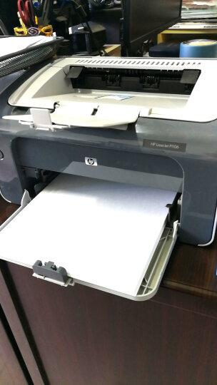 惠普(HP) P1106黑白激光打印机 A4打印 USB打印 小型商用打印 升级型号104a/104w 晒单图