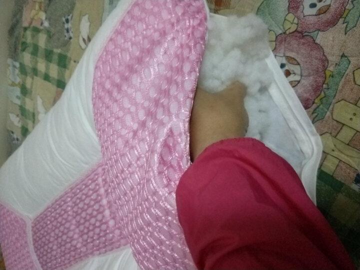 睡眠博士(AiSleep)枕芯 薰衣草草本纤维枕 饱满颗粒花香美睡枕 枕头 晒单图