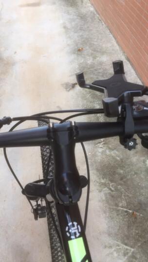 洛克兄弟(ROCKBROS) 自行车手机支架 山地车摩托车电动车电瓶车导航支架 装备配件 摩托车电动车后视镜款粉色 晒单图
