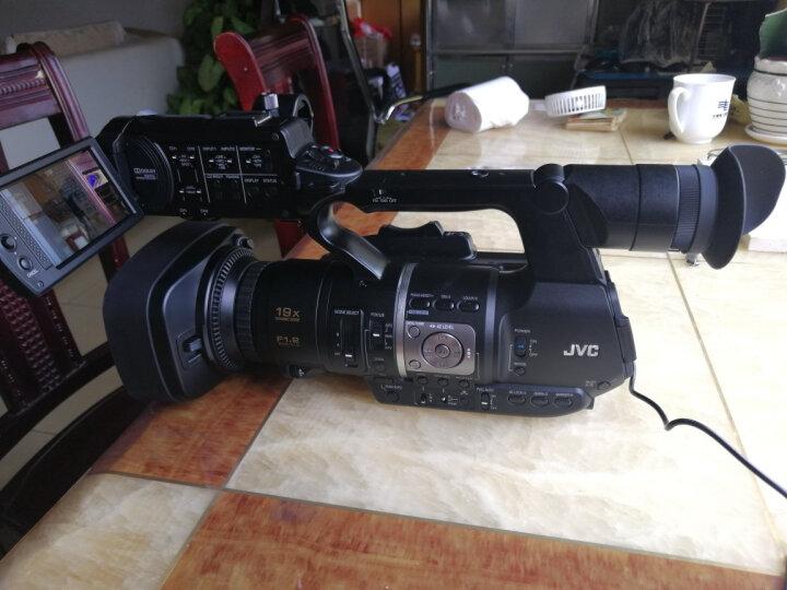 杰伟世(JVC)JY-HM360EC 手持式准专业高清数码摄像机/摄影机/DV  婚庆/会议/直播/年会/团拜会 晒单图