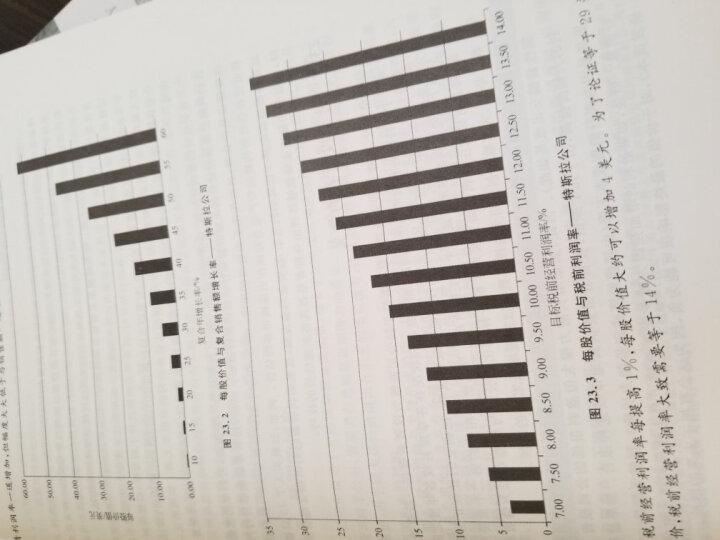 投资估价:评估任何资产价值的工具和技术(第三版·下册) 晒单图