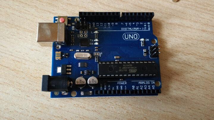 酷道(MiRoad) arduino uno r3入门套件 适用于arduino开发板AVR学习套件 UNO R3单片机K69加亚克力外壳 晒单图