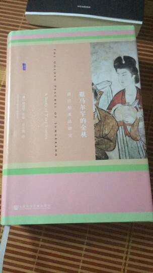 甲骨文丛书·撒马尔罕的金桃:唐代舶来品研究 晒单图