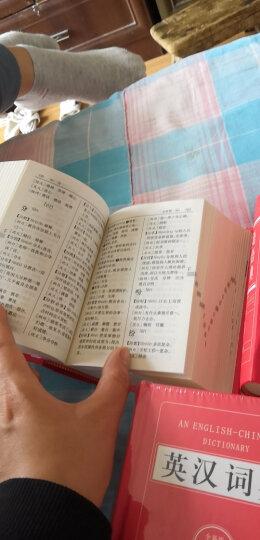 全新版中小学生工具书 现代汉语词典+英汉词典+同近反组词造句词典+初中英语应考短语词典(全套共4册) 晒单图