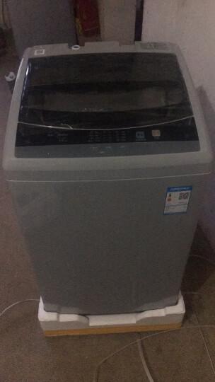 美的(Midea)洗衣机波轮全自动 5.5公斤8段水位桶自洁 晒单图