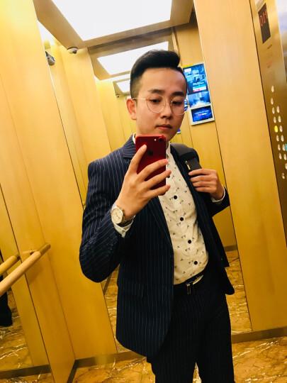 吉约蒙(G·MONS)男士商务正装 结婚领带 59-宝蓝色刺绣满天星 晒单图