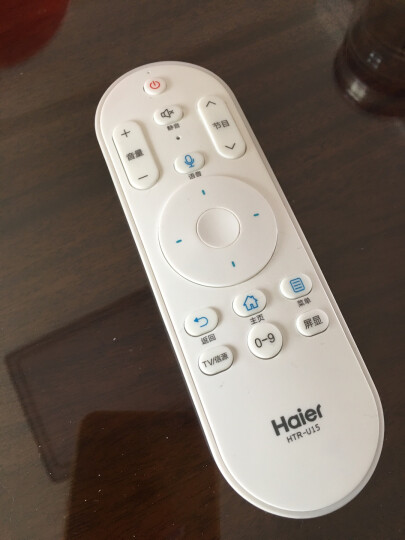 原装正品天天用 海尔液晶电视机遥控器智能蓝牙语音HTR-U08 U08W U15 A07B A03 LS55A61 LS48A61 L88U52 晒单图
