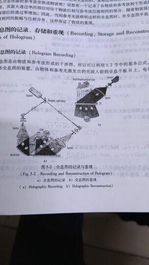 """普通高等教育""""十二五""""规划教材:现代光学测试技术 晒单图"""