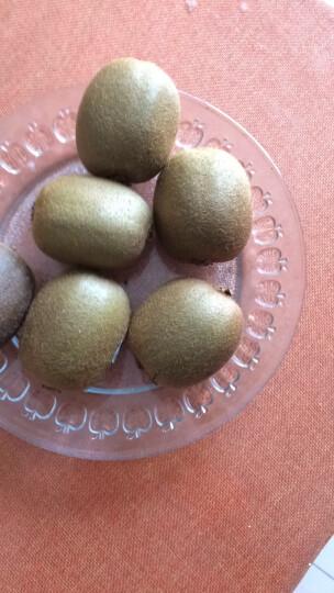 树懒果园 进口猕猴桃佳沛绿奇异果 10个 单果约110g 晒单图