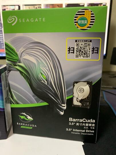 希捷(SEAGATE)2TB 7200转64M SATA3 台式机硬盘(ST2000DM001) 晒单图